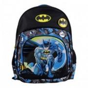 Ghiozdan clasa 0 Pigna Batman negru-albastru BMRS1742-1