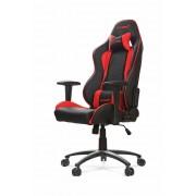 AKRacing Nitro Gaming Chair Red Геймърски стол