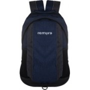 Remyra Khadi Laptop bags women Office Bag Ladies Business Formal Bags Women Trendy Backpacks (Navy Blue and Grey) 30 L Trolley Laptop Backpack(Multicolor)