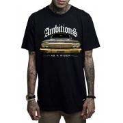Herren T-Shirt MAFIOSO - Ambitions - BLK - MAF001