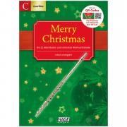 Hage Merry Christmas C-Instrumente Notenbuch