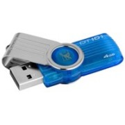 Kingston DataTraveler 101 G2 4 GB Pen Drive(Blue)