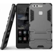 Husa hibrid g-shock OEM pentru Huawei P9 Lite, gri