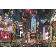 Puzzle Jumbo - Times Square, New York, 1500 piese (18583)