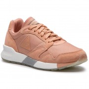 Le Coq Sportif Sneakersy LE COQ SPORTIF - Omega X W Metallic 1820078 Dusty Coral/Old Silv