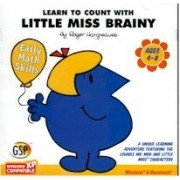 New Dk Multimedia Little Miss Brainys Learn How Count Basic Addition Sequencing Number Recognition
