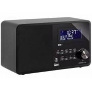 DigitalBox Imperial DABMAN 100 - DAB+ und UKW Radio - Schwarz