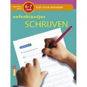 Tijd voor Huiswerk / Oefenblaadjes Schrijven