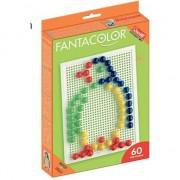 Joc Quercetti Fanta Color Basic, 60 piese