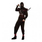 Viving Costumes S.L Disfarce AdultoNinja Killer