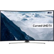 "Samsung Series 6 UE55KU6100 55"" Curved 4K HDR Ready UHD Television"
