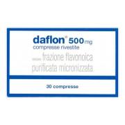Servier Italia Spa Daflon 500 Mg Compresse Rivestite Con Film 30 Compresse