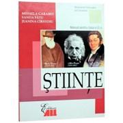 Stiinte. Manual clasa a XI-a/Mihaela Garabet, Sanda Fatu, Jeanina Cirstoiu