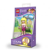 LEGO Friends, Breloc cu laterna - Stephanie