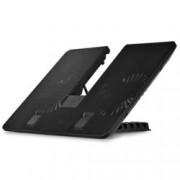 "Охлаждаща поставка за лаптоп DeepCool U-PAL, за лаптопи до 15.6"" (39.6 cm), USB3.0, черна"