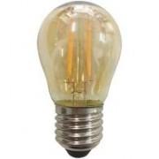 Lampada Led Filamento Bolinha G45 4w