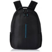 HP 15 inch Expandable Laptop Backpack(Black)