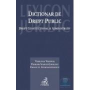 Dictionar de drept public - Verginia Vedinas