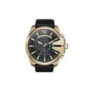 Relógio Masculino Dz4344/0pn À Prova D`água 100 M