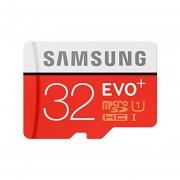 Memoria MicroSDHC Samsung 32GB EVO Plus Clase 10 100mb / S