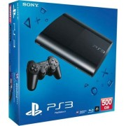 CONSOLE PLAYSTATION 3 SLIM 250GB WIFI BLURAY + CONTROLE WIRELESS