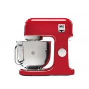 Kenwood Electronics KMX750AR robot da cucina 5 L Rosso, Acciaio inossidabile 1000 W