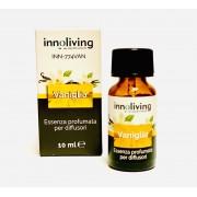 Ароматно масло INNOLIVING VANIGLIA за арома дифузер - ванилия (10 мл)