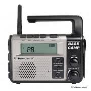 MIDLAND CAMP446 La Base radio AM/FM et un recepteur VHF marine