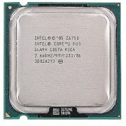 Intel Core 2 Duo E6550 2.33GHz 1333MHz 4MB Socket 775 Dual-Core CPU