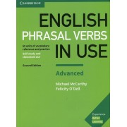 English Phrasal Verbs in Use Advanced Book with Answers: Vocabulary Reference and Practice, Paperback