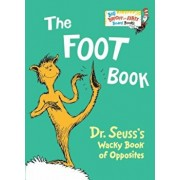 The Foot Book, Hardcover/Dr Seuss