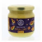 Your Organic Nat Sandwichspread Papaya-curry (180g)