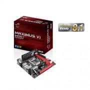 Tarjeta Madre Asus Maximus VI Impact socket 1150, 2XDDR3/VGA/DP/HDMI