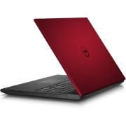 Inspiron 15 (3542) Intel Pentium 3558U Dual Core 1.7GHz 4GB 500GB GeForce GT 820M 2GB 4-cell crve