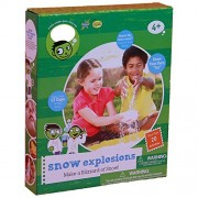 BE AMAZING TOYS SNOW EXPLOSIONS PBS KIDS SCIENCE (Set of 3)