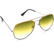 6by6 Aviator Sunglasses(Yellow)