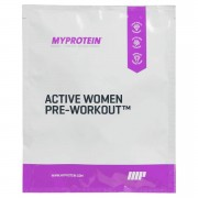 Myprotein Active Woman Pre-Workout ™ (vzorek) - 25g - Sáček - Broskvový čaj