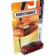 Mattel Matchbox 2007 MBX Sports Cars 1:64 Scale Die Cast Metal Car # 9 - Metallic Red High Performance Sport Coupe Corvette ZR1
