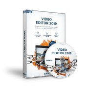 FRANZIS.de (ausgenommen sind Bücher und E-Books) Video Editor 2019