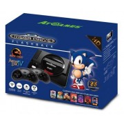 Consola Sega Mega Drive Flashback HD Classic + 2 controllere + 85 jocuri