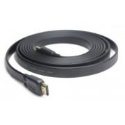 CC-HDMI4F-10 Gembird HDMI kabl v.1.4 FLAT ethernet support 3D/4K TV 3m
