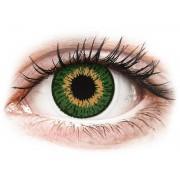 CooperVision Expressions Colors Green - com correção (1 lente)