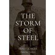 The Storm of Steel: Original 1929 Translation, Paperback/Basil Creighton