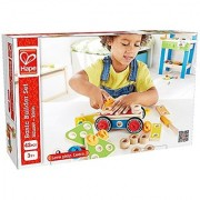 Hape - Early Explorer - Basic Builder Wooden Play Set