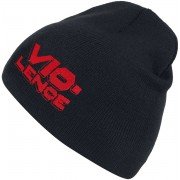 Vio-Lence Logo Mütze-schwarz - Offizielles Merchandise Onesize Unisex