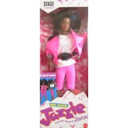 Barbie High School Jazzie STACIE Doll AA - Friend of Jazzie Doll (1988 Mattel Hawthorne)