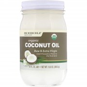 Dr. Mercola Organic Extra Virgin Coconut Oil (385 g) - Dr. Mercola