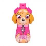 Nickelodeon Paw Patrol Skye doccia gel e shampoo per bambini 2in1 400 ml per bambini