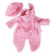 "Gotz 3402010 Winter Snowsuit Pink, Doll Clothesfor 16.5"" Baby Dolls"