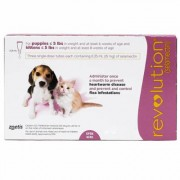 Revolution For Kittens (Pink) Up To 2.5 Kg 3 Pack